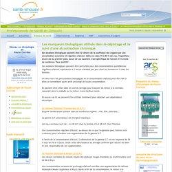 Les marqueurs biologiques utilisés dans le dépistage et le suivi d'une alcoolisation chronique