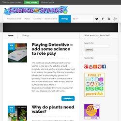 Biology Archives - Science Sparks