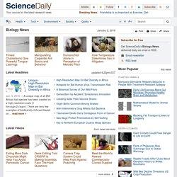 Biology News