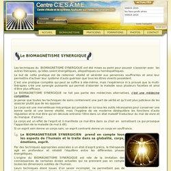 Le biomagnétisme synergique - Médecine alternative