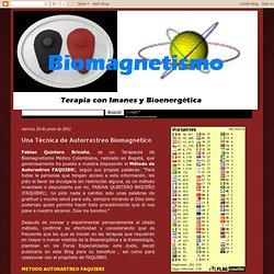 Autorrastreo Biomagnético