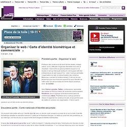 Divers - Organiser le web / Carte d'identité biométrique et commerciale