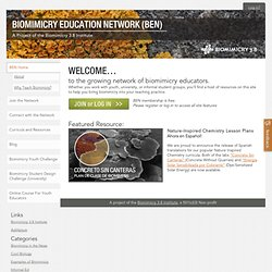 Biomimicry Education Network