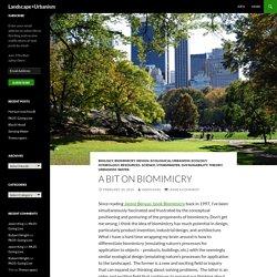 Landscape+Urbanism
