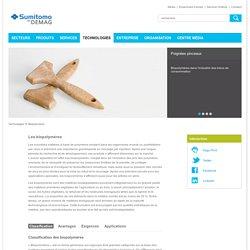 Biopolymères - Sumitomo (SHI) Demag