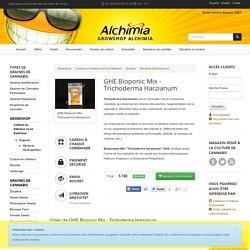 GHE Bioponic Mix - Trichoderma Harzianum