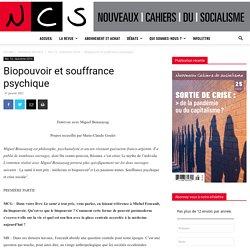 Biopouvoir et souffrance psychique