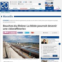 Bouches-du-Rhône: La Mède pourrait devenir une «bioraffinerie»