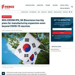 SK Bioscience (South Korea)