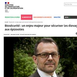 Biosécurité : un enjeu majeur pour sécuriser les élevages face aux épizooties