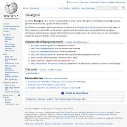 Biosignal