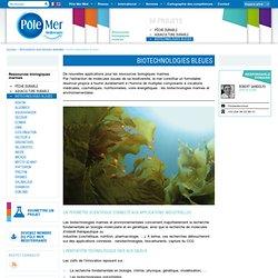 Ressources biologiques marines