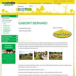GABORIT BERNARD
