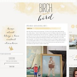 Birch + Bird Vintage Home Interiors