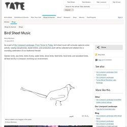 Bird Sheet Music