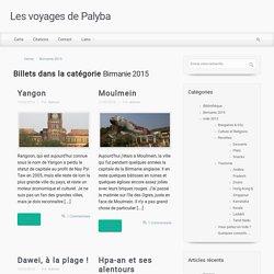 Les voyages de Palyba