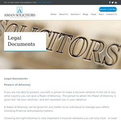 Aman Solicitors Advocates