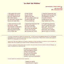 Le chant des Wallons - La petite gayolle - Les biroutes - Chansons paillardes de France et d'ailleurs