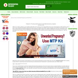 Buy MTP Kit online drug store Birthcontrolpills247.net in USA