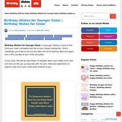 Birthday Wishes SMS