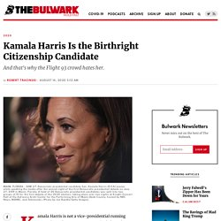Kamala Harris Is the Birthright Citizenship Candidate