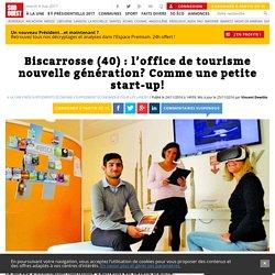 Biscarrosse(40): l'office de tourisme nouvelle génération? Comme une petite start-up! - Sud Ouest.fr