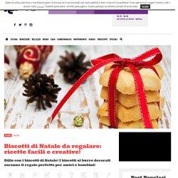 Biscotti di Natale da regalare: ricette facili e creative! - LEITV