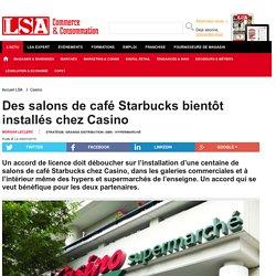 Des salons de café Starbucks bientôt... - Biscuiterie, Confiserie, Petit Déjeuner