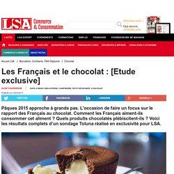 Les Français et le chocolat