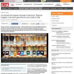 Le concept de magasin étranger à découvrir:... - Biscuiterie, Confiserie, Petit Déjeuner