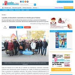 Liquidée, la biscuiterie Jeannette ne viendra pas à Falaise « Article « Les Nouvelles de Falaise