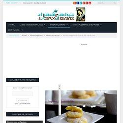 Biscuits craquelés au citron et à la noix de coco - Les joyaux de sherazade