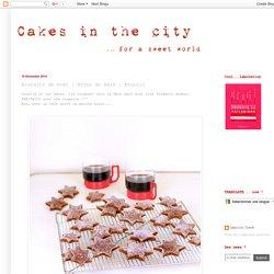 Cakes in the city: Biscuits de noël
