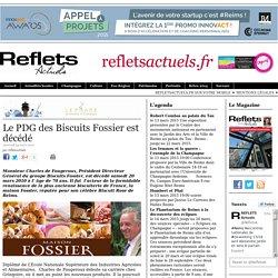 Le PDG des Biscuits Fossier est décédé