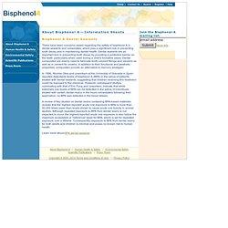 Bisphenol A (BPA) Dental Sealants