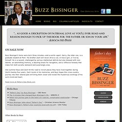 Buzz Bissinger's Official Website | Highly Acclaimed Author