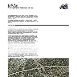 Bit Car