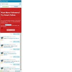 Tweet Conversations