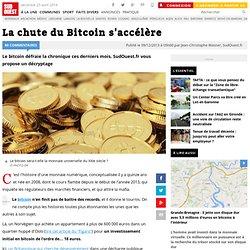 Qu'est-ce que le bitcoin, la monnaie virtuelle qui affole les marchés ?