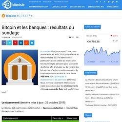 Crypto et banques françaises?