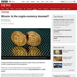 Bitcoin: Is the crypto-currency doomed?