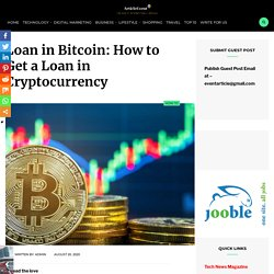 Loan in Bitcoin: How to Get a Loan in Cryptocurrency