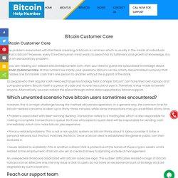 Bitcoin Customer Care ¦ +1-833-540-0910