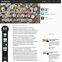 Beyond Bitcoin: Your Guide to Digital Currencies