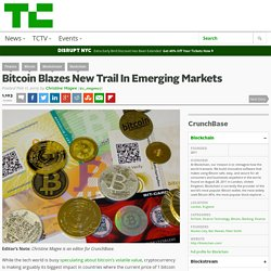 Bitcoin Blazes New Trail In Emerging Markets