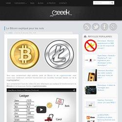 Le Bitcoin expliqué pour les nuls