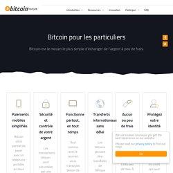 Bitcoin pour les particuliers