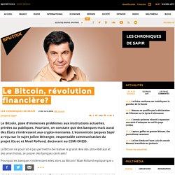 Le Bitcoin, révolution financière?