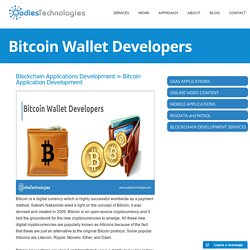 Bitcoin Wallet Developers