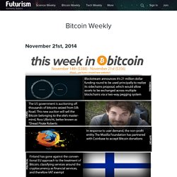 Bitcoin Weekly - Sutura